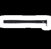 """Dvouprůměrová hlaveň dlouhá 14"""". Pomáhá zvyšovat přesnost díky čemuž šetří počet vystřílených kuliček a zvyšuje hráčovu efektivitu."""